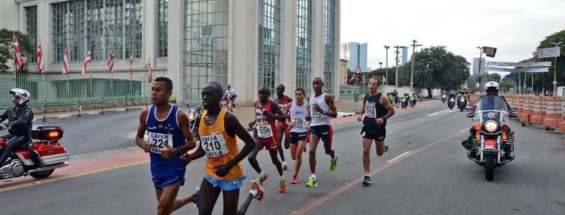 529cc94a87b Fila é marca esportiva oficial da Maratona Internacional de São Paulo pelo  4º ano consecutivo
